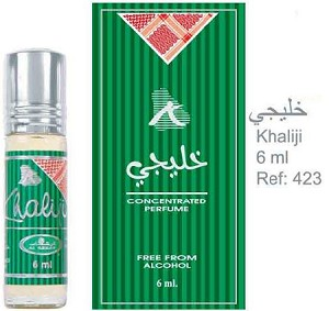 Khaliji - 6ml (.2 oz) Perfume Oil  by Al-Rehab (Crown Perfumes)