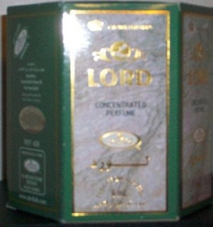 Lord - 6ml (.2oz) Roll-on Perfume Oil by Al-Rehab (Box of 6)