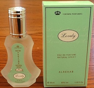 Lovely - Al-Rehab Eau De Natural Perfume Spray- 35 ml (1.15 fl. oz)