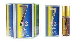 713 - Box 6 x 6ml Roll-on Perfume Oil by Nabeel
