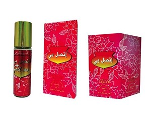 Call Me (Etisalbi)  - Box 6 x 6ml Roll-on Perfume Oil by Nabeel