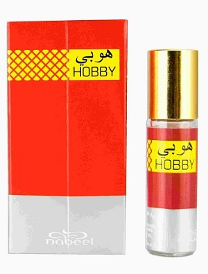 Hobby - 6ml Roll On Perfume Oil by Nabeel