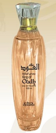 King of Oudh Spray Perfume (100ml) by Nabeel
