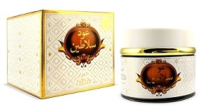 Oudh Salateen Incense - 60gms by Nabeel