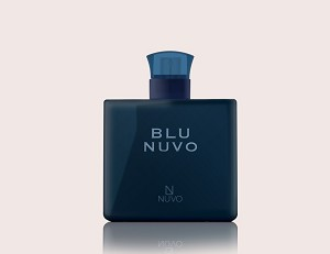 Blu Nuvo by NUVO PARFUMS - POUR HOMME (MEN) - 100ml Natural Spray