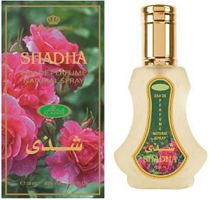 Shadha - Al-Rehab Eau De Natural Perfume Spray- 35 ml (1.15 fl. oz)