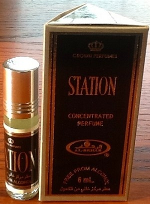 Station - 6ml (.2 oz) Perfume Oil  by Al-Rehab