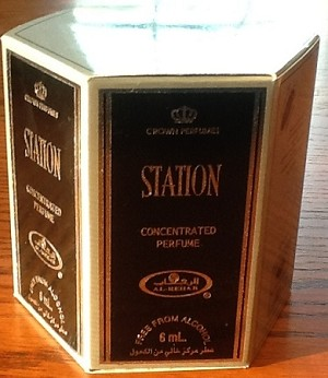 Station - 6ml (.2oz) Roll-on Perfume Oil by Al-Rehab (Box of 6)
