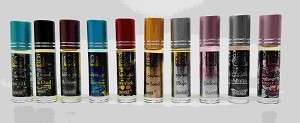 Set of 20 (Twentry) 6ml Roll-on  Perfume Oil by Surrati