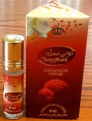 Tooty Musk- 6ml (.2 oz) Perfume Oil  by Al-Rehab