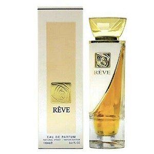 Reve Rose -  Eau De Parfum - 100ml Natural Spray by VURV